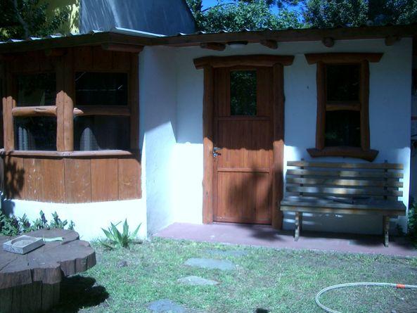 Alquiler temporario de cabaña en Villa gesell - villa gesell