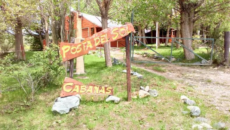 Alquiler temporario de cabaña en Potrerillos
