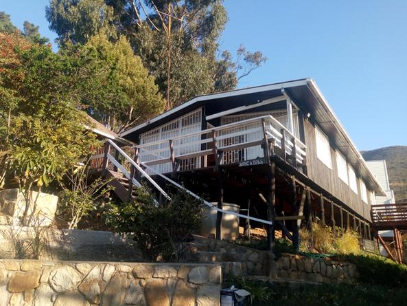Arriendo temporario de casa en Papudo