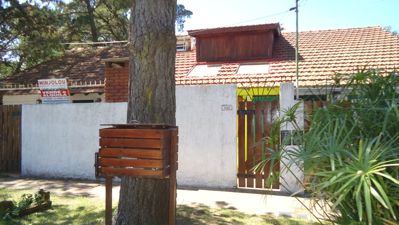 Alquiler temporario de casa en San bernardo del tuyu