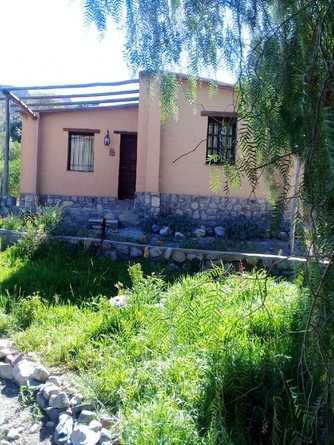 Alquiler temporario de casa en Tilcara