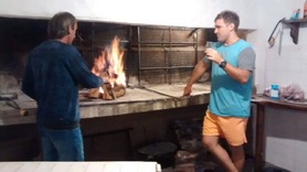 Alquiler temporario de cabaña en Carpinteria