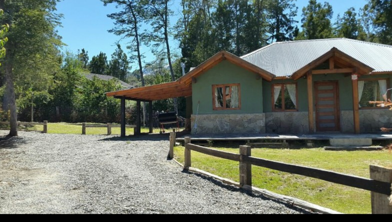 Alquiler temporario de casa en Villa la angostura