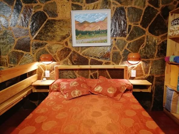 Alquiler temporario de cabaña en Villa jardin de reyes