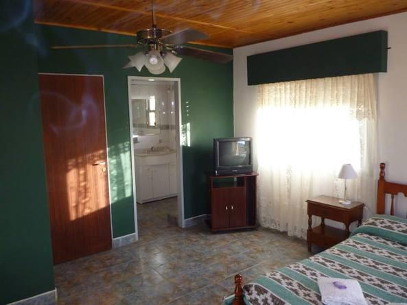 Alquiler temporario de cabaña en Villa de merlo
