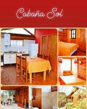 Alquiler temporario de cabaña en Santa rosa calamuchita
