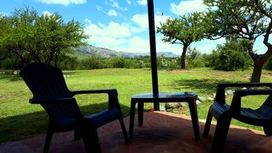 Alquiler temporario de cabaña en Cortaderas san luis
