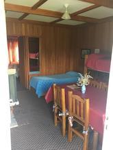 Alquiler temporario de cabaña en El bolson.