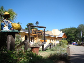 Alquiler temporario de cabaña en Quequen- necochea