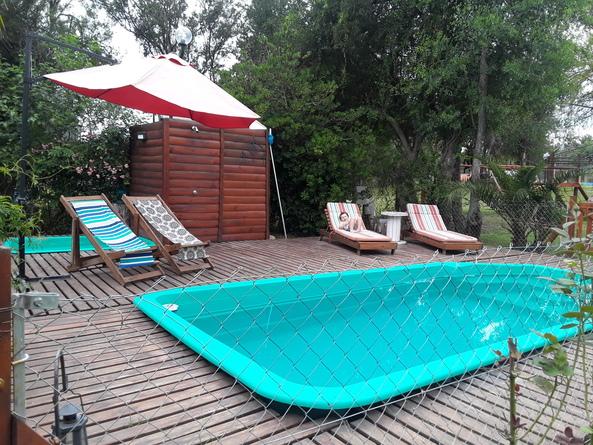 Alquiler temporario de cabaña en Gualeguaychú