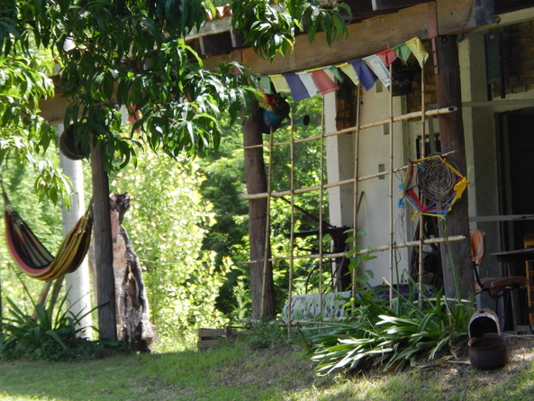 Alquiler temporario de casa en La granja