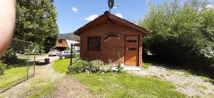 Alquiler temporario de casa en Cushamen, lago apuelo