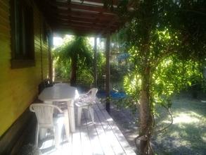 Alquiler temporario de cabaña en Villa del deportista  necochea