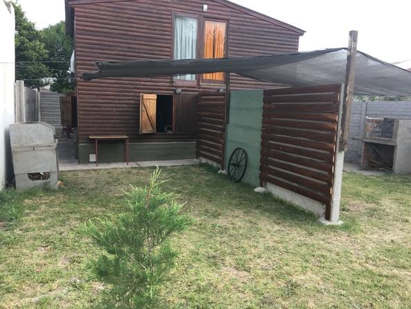 Alquiler temporario de cabaña en Quequen - necochea