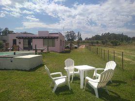 Alquiler temporario de casa quinta en Tandil