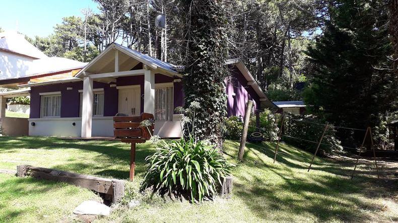 Alquiler temporario de casa en Pinamar