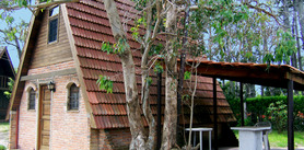 Alquiler temporario de cabaña en La paloma