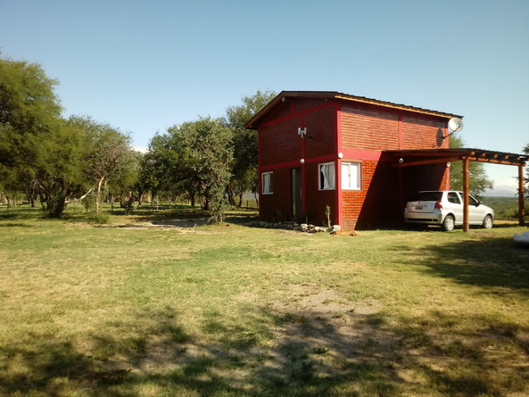 Alquiler temporario de casa en Cortaderas