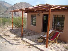 Alquiler temporario de casa en El perchel-tilcara