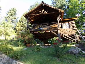 Alquiler temporario de cabaña en Intiyaco, valle de calamuchita