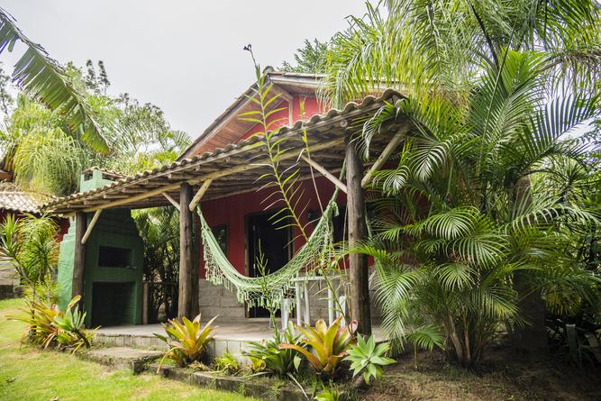 Alquiler temporario de cabaña en Imbituba