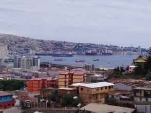 Arriendo temporario de departamento en Valparaíso