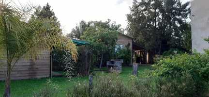 Alquiler temporario de cabaña en San jose
