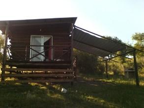 Alquiler temporario de cabaña en Valle hermoso