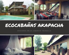 Alquiler temporario de cabaña en Chascomús
