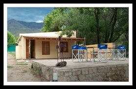Alquiler temporario de cabaña en San javier