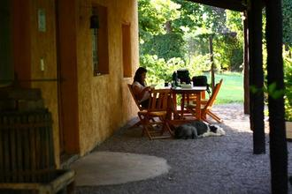 Alquiler temporario de hostería en Maipú