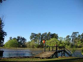 Alquiler temporario de cabaña en Delta de tigre